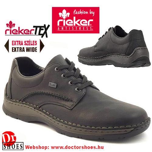 Rieker Botta Black | DoctorShoes.hu