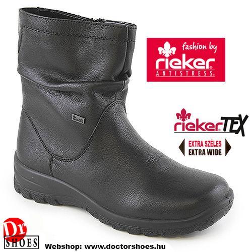 Rieker Castor Black | DoctorShoes.hu