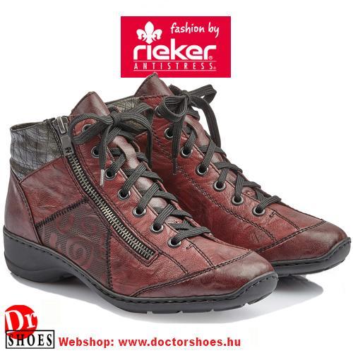 Rieker Sera Bordó | DoctorShoes.hu