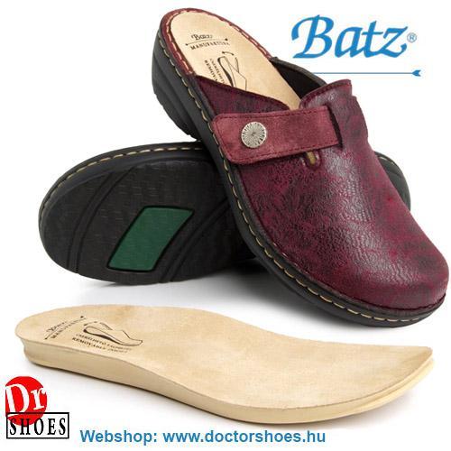 Batz Irene Bordó | DoctorShoes.hu