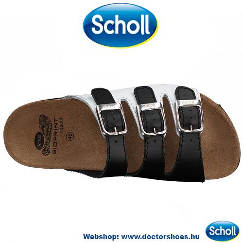 Scholl Rio White   DoctorShoes.hu