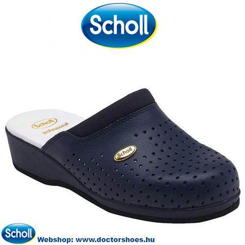 Scholl Clog Blue | DoctorShoes.hu