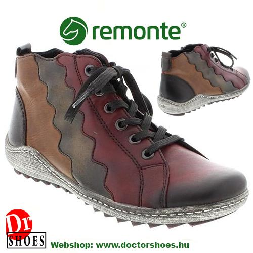 Remonte Mon Bordó | DoctorShoes.hu