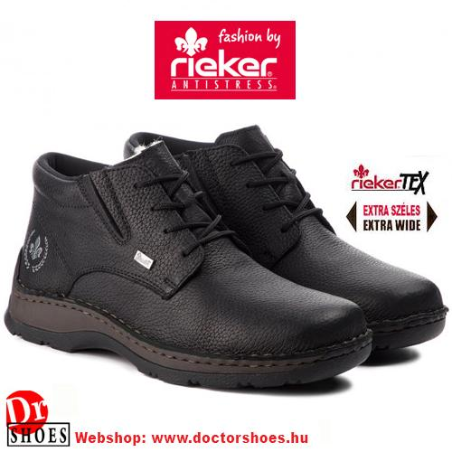 Rieker Luka Black | DoctorShoes.hu