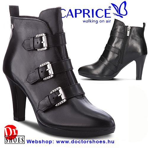 Caprice Then Black | DoctorShoes.hu