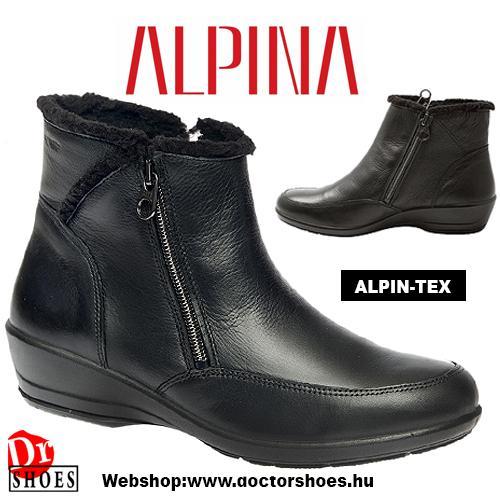 Alpina Libra Black | DoctorShoes.hu
