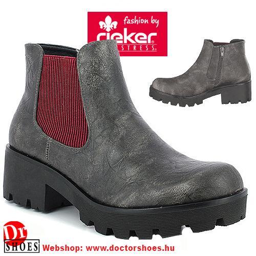 Rieker Dock Grey | DoctorShoes.hu