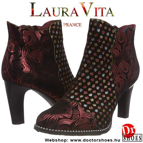 Laura Vita Nelba Red | DoctorShoes.hu