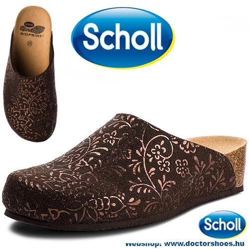 Scholl Silene Braun   DoctorShoes.hu