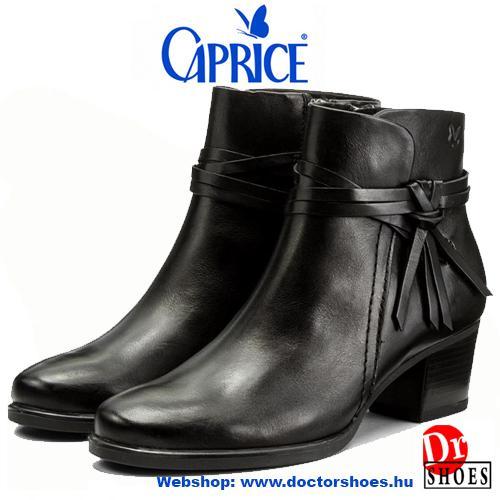Caprice Bella Black | DoctorShoes.hu