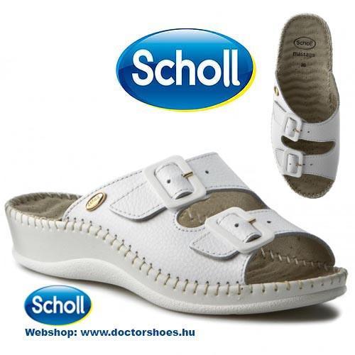 Scholl Weekend White   DoctorShoes.hu