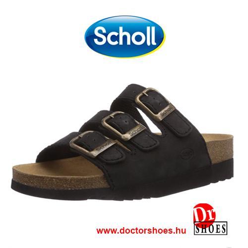 Scholl Rio Black   DoctorShoes.hu