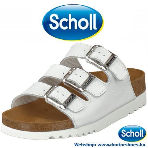 Scholl Rio White | DoctorShoes.hu