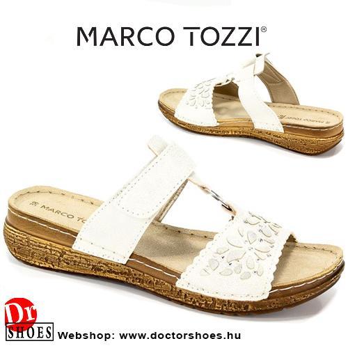 Marco Tozzi Woss White | DoctorShoes.hu