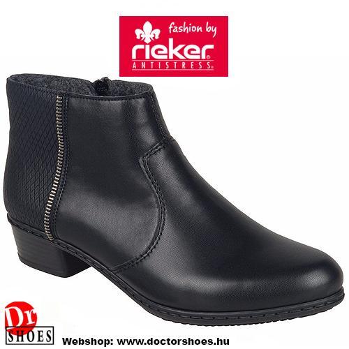 Rieker Jerba Black | DoctorShoes.hu