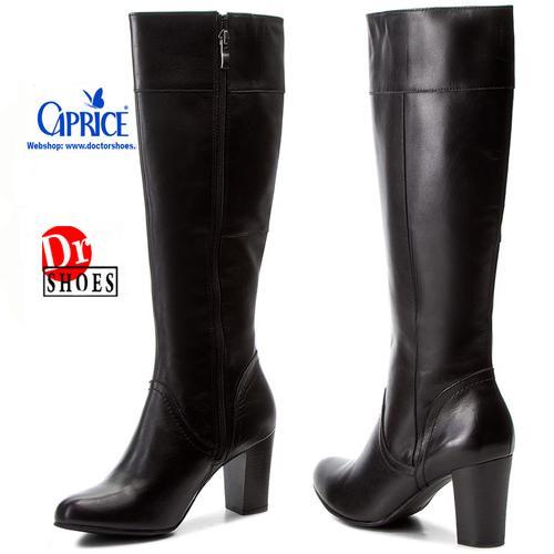 Caprice Zola Black   DoctorShoes.hu