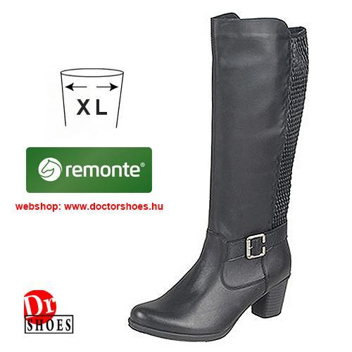 Remonte Rowa Black | DoctorShoes.hu