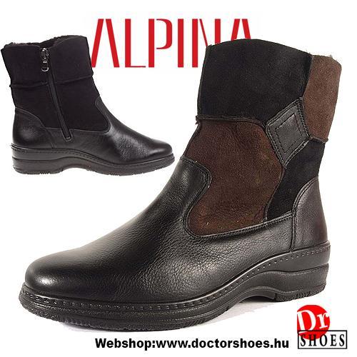 Alpina Lorah Braun   DoctorShoes.hu
