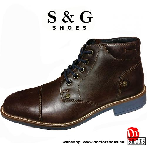 S&G Afri Braun | DoctorShoes.hu