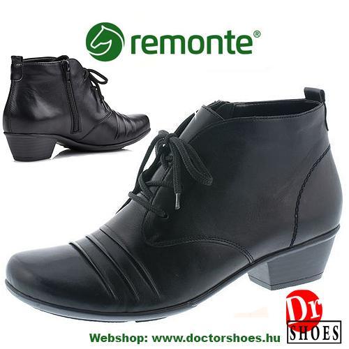 Remonte Akon Black | DoctorShoes.hu