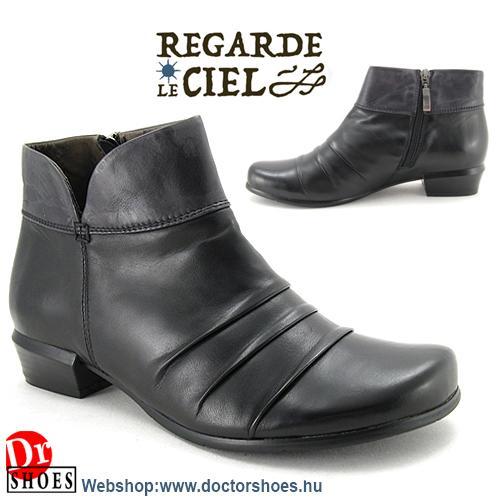 Regarde PIMBO black | DoctorShoes.hu