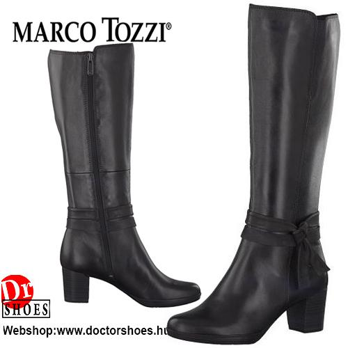 Marco Tozzi Igua Black | DoctorShoes.hu