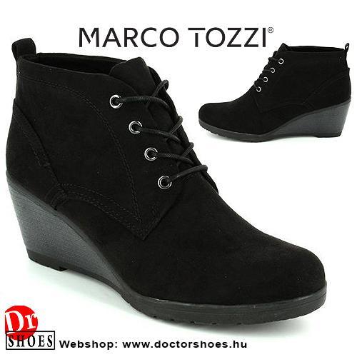 Marco Tozzi Doka Black | DoctorShoes.hu