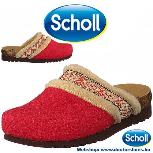 Scholl Maya Red | DoctorShoes.hu