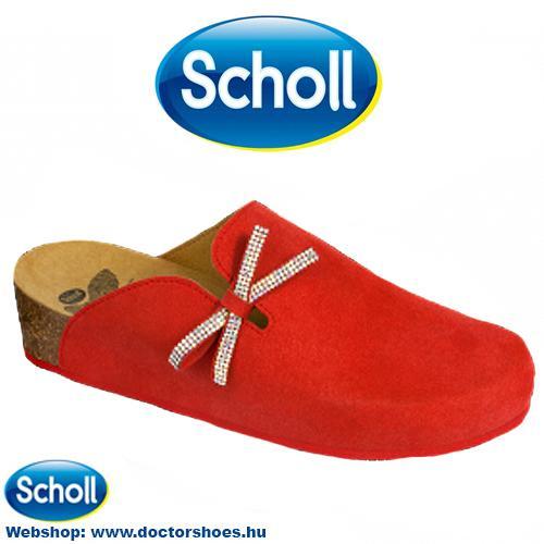 Scholl Ambla Red | DoctorShoes.hu