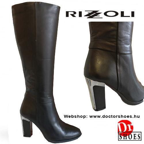 Rizzoli Smirna Black | DoctorShoes.hu