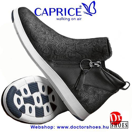 Caprice Stuc Black | DoctorShoes.hu