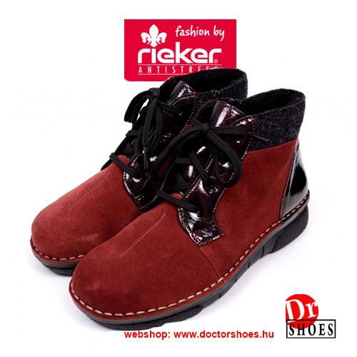 Rieker Zona Red   DoctorShoes.hu