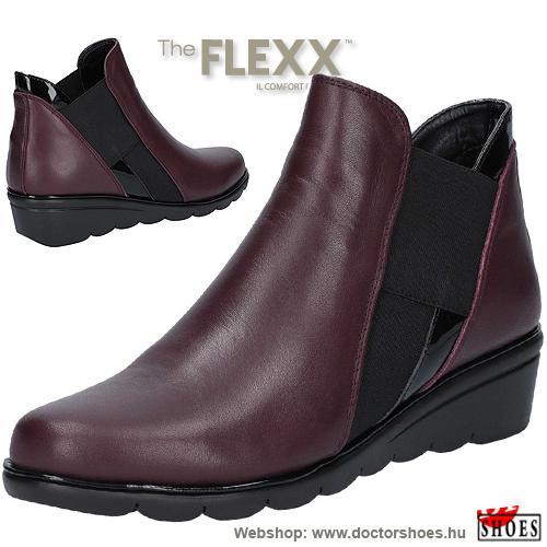 Flexx Boot Bordó | DoctorShoes.hu