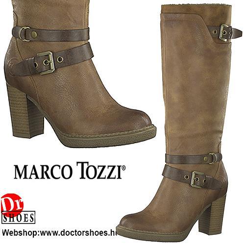Marco Tozzi SPARTA Braun | DoctorShoes.hu