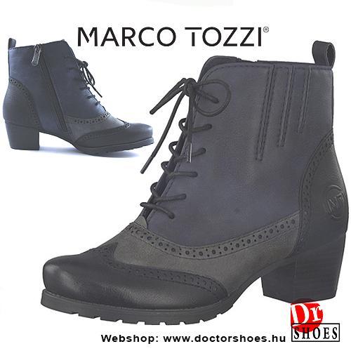 Marco Tozzi Lokka NavyBlue   DoctorShoes.hu