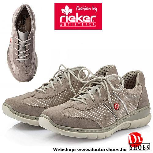 Rieker Rowa Beige | DoctorShoes.hu