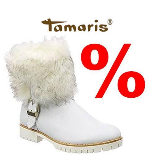 Tamaris Princes White | DoctorShoes.hu