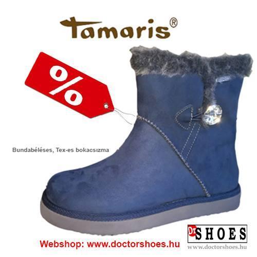 Tamaris Nova Blue | DoctorShoes.hu