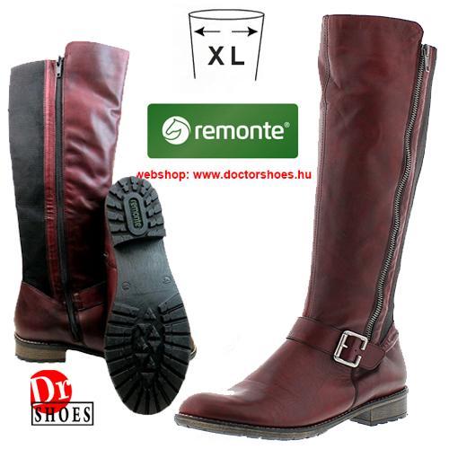 Remonte Oleva Bordó | DoctorShoes.hu