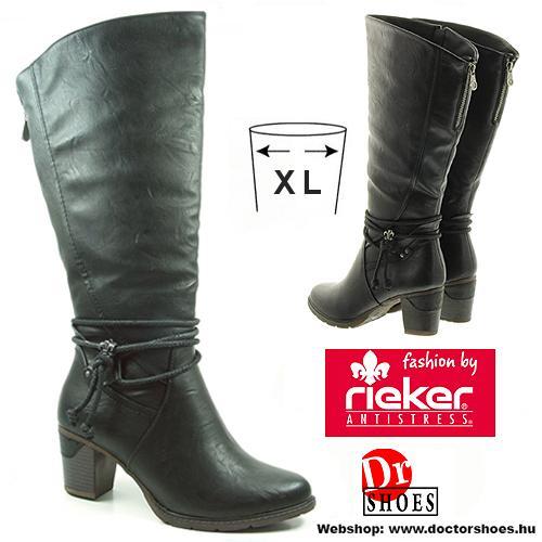 Rieker WERLON black | DoctorShoes.hu