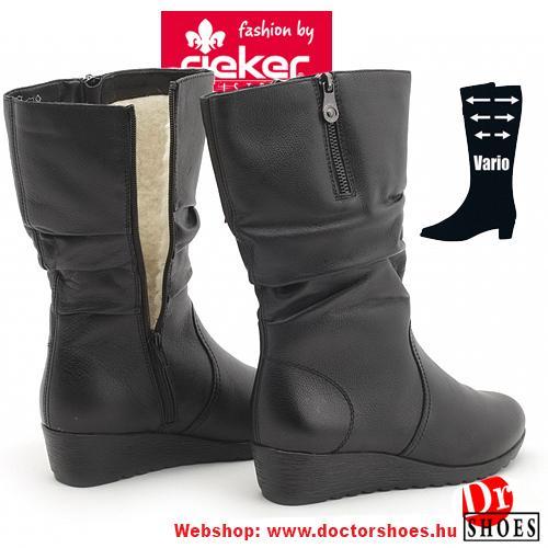 Rieker Lotti Black | DoctorShoes.hu