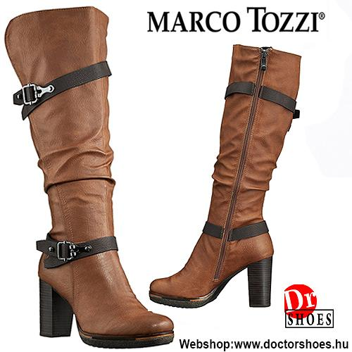 Marco Tozzi Athen Cognac | DoctorShoes.hu