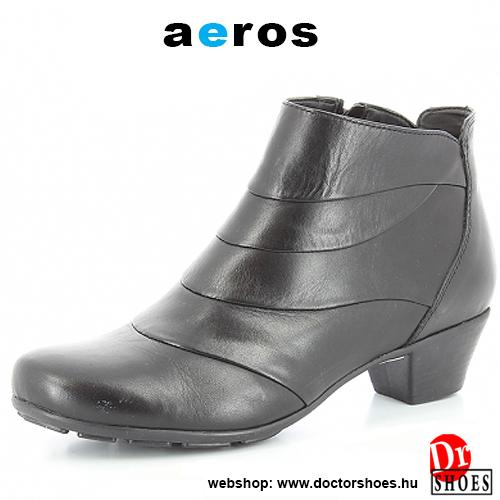 Aeros Lian Black | DoctorShoes.hu