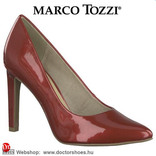Marco Tozzi Neff Red | DoctorShoes.hu