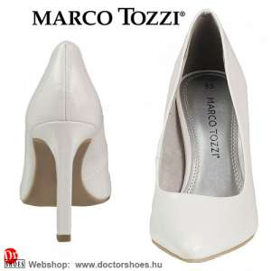 Marco Tozzi Neff White | DoctorShoes.hu