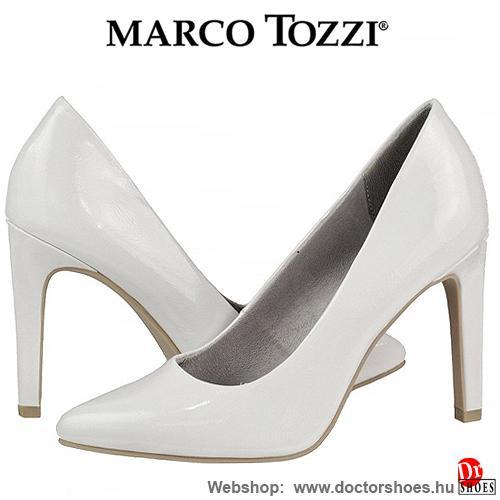 Marco Tozzi Neff White   DoctorShoes.hu