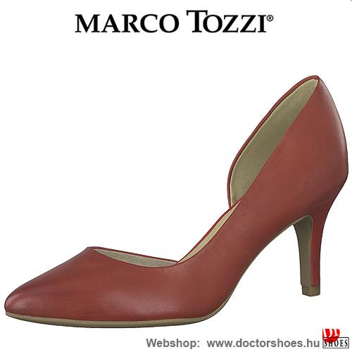 Marco Tozzi Chil Red | DoctorShoes.hu