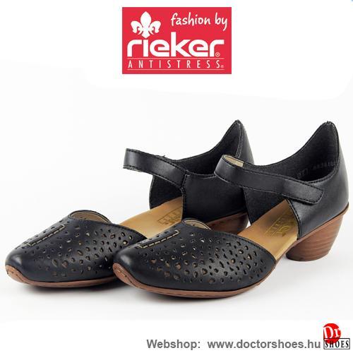 Rieker Pipa  Black | DoctorShoes.hu