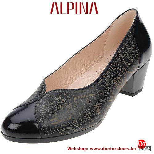 Alpina Anka Black | DoctorShoes.hu