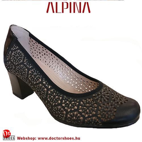 Alpina Naka Black   DoctorShoes.hu
